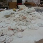 Gypsum carving - Al Jasra Handicrafts Centre