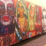 Mural - Al Jasra Handicrafts Centre