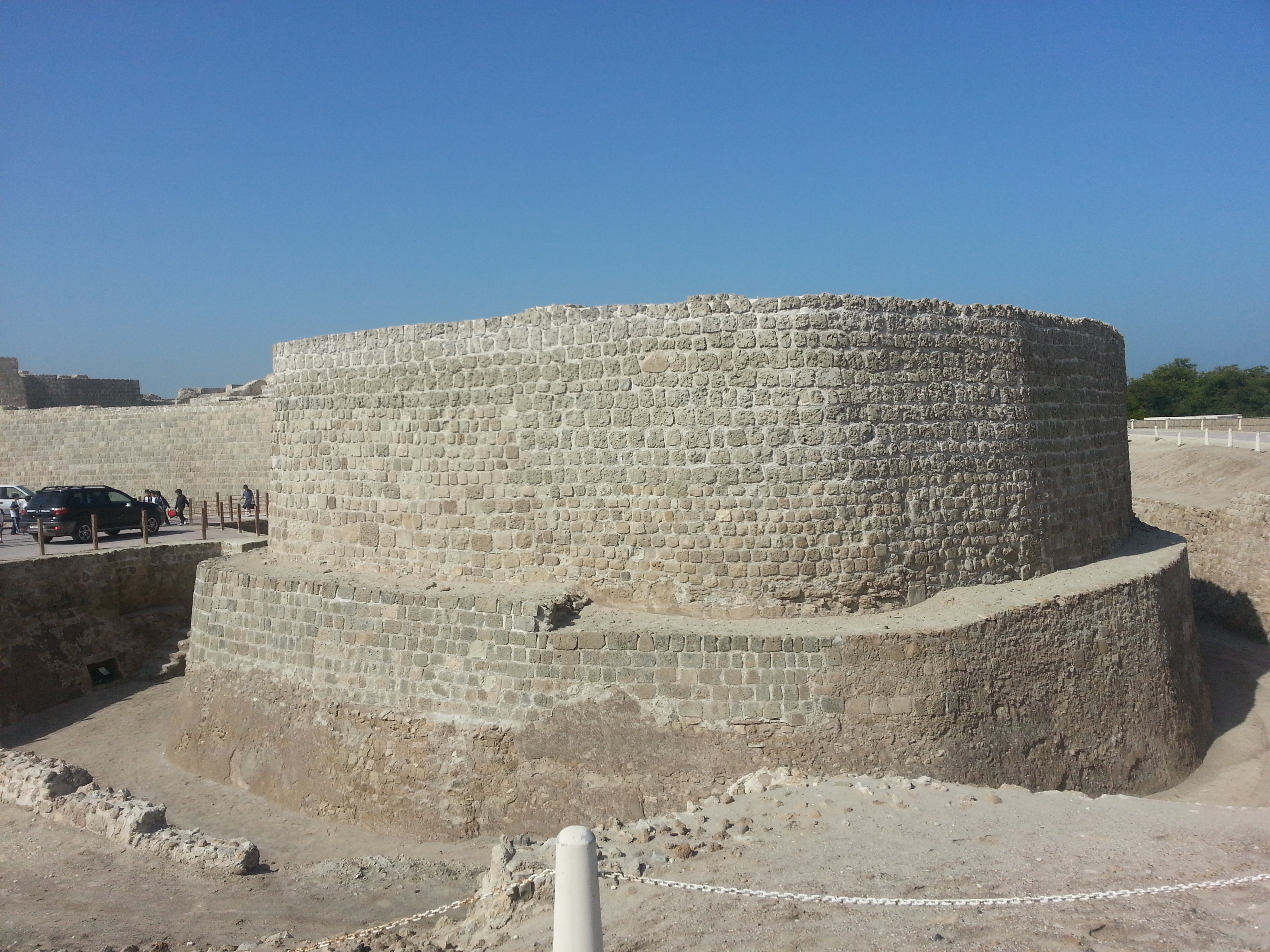 Qal'at Al Bahrain - Bahrain Fort
