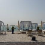 Yas Beach cabanas