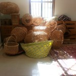 Basket weaving - Al Jasra Handicrafts Centre